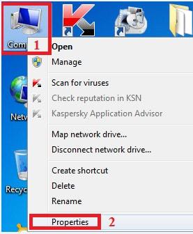 Cách kiểm tra cấu hình máy tính, xem phần cứng laptop Win 10, 7, 8, XP 3