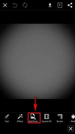 Tách nền ảnh bằng Picsart trên điện thoại