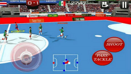 game futsal cho android