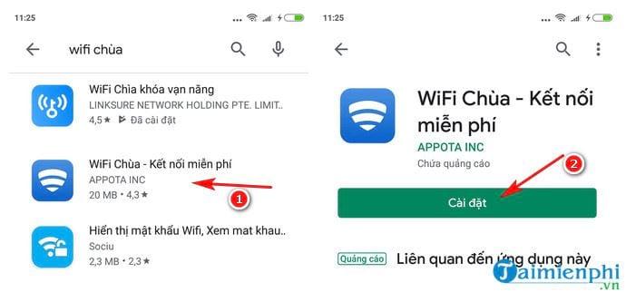 cach be khoa pass wifi tren dien thoai android khong can phan mem 2