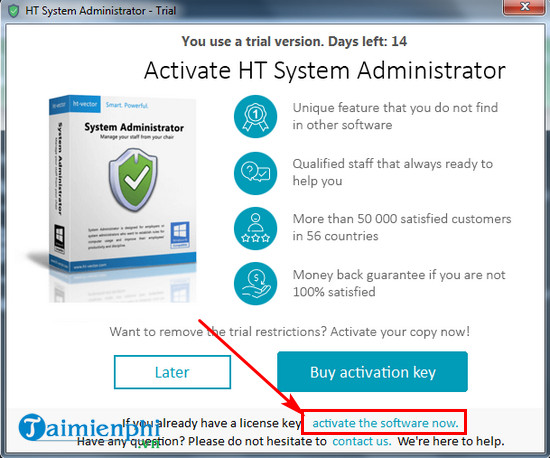 giveaway ban quyen mien phi ht system administrator 2