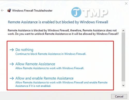 sua loi windows defender firewall tren windows 10 2