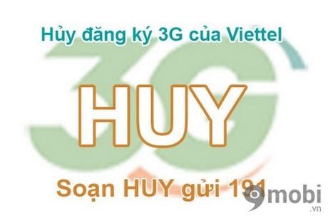 Huy 3G Vina