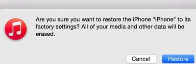 cach khac phuc loi 37 khi restore iphone, ipad