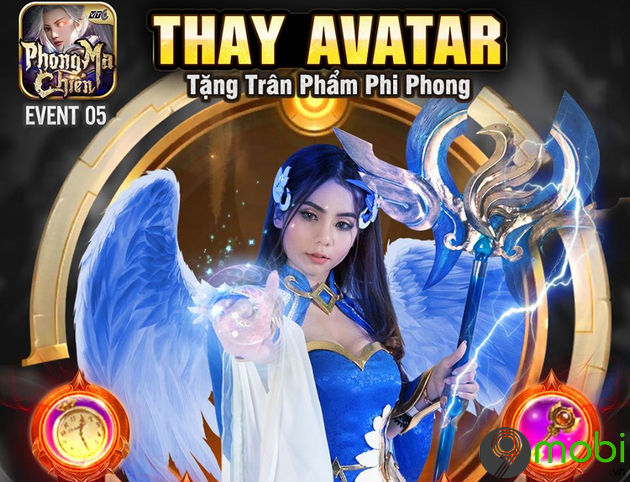 giftcode game phong ma chien