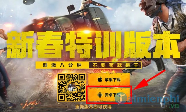 cach cai pubg mobile tren may tinh 2