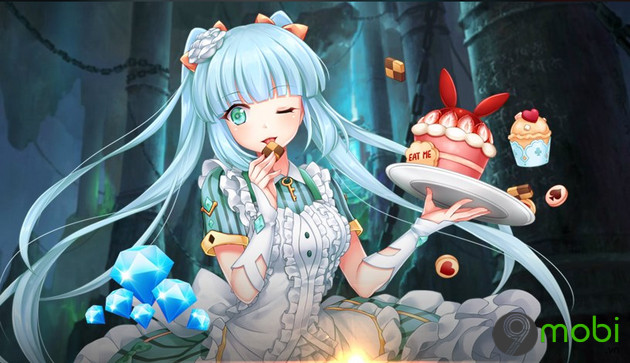 cach nhap giftcode game aurora
