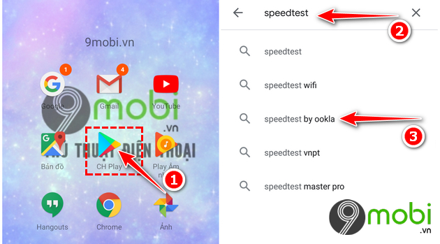 do toc do mang bang speedtest