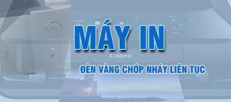 sua loi den vang may in chop nhay lien tuc