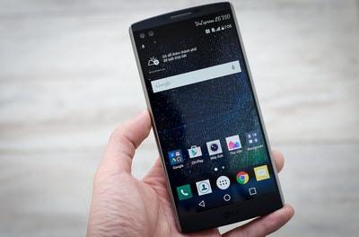 LG V10 vs S7 Edge