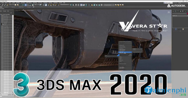 link tai autodesk 3ds max 2020