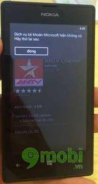 Nokia Lumia loi va cach khac phuc