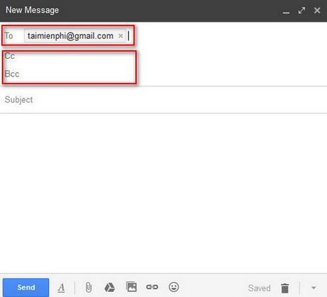 Phân biệt CC và BCC trong email  1