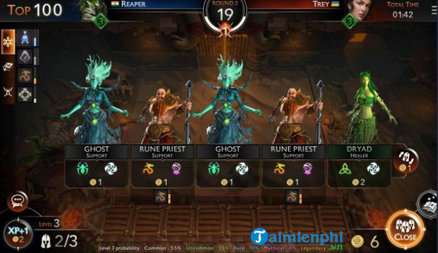meo choi might and magic chess royale luon thang 2