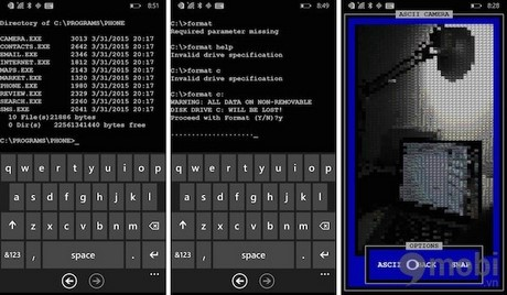 download MS-DOS Mobile cho Windows Phone