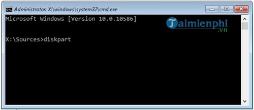 cach sua loi the selected disk has an mbr partition table khi cai win 2