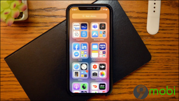 iphone 11 co nen cap nhat ios 14