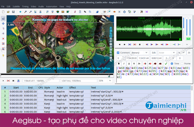 software for video