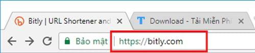 Cách rút gọn link bit.ly theo ý muốn