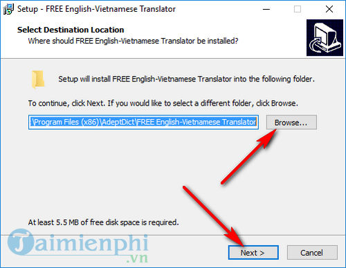 cach cai dat english to vietnamese