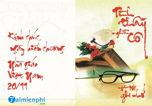 cam nghi ve tinh thay