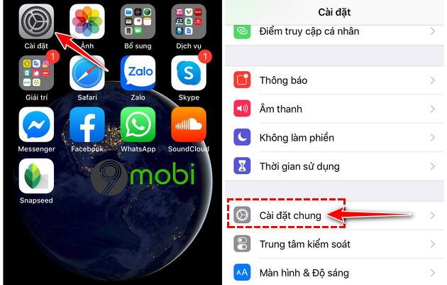 tang am luong loa iphone khong can phan mem