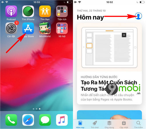 cach huy gia han thanh toan ung dung tren iphone ipad 2