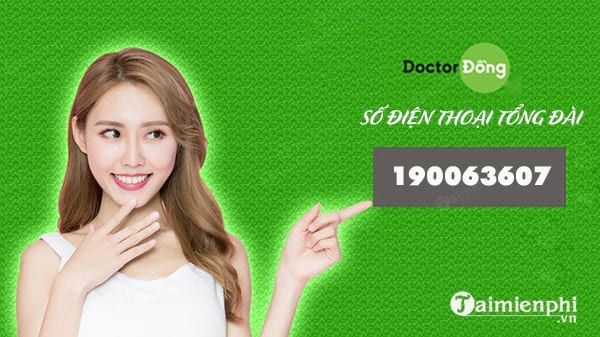 so dien thoai doctor dong 2