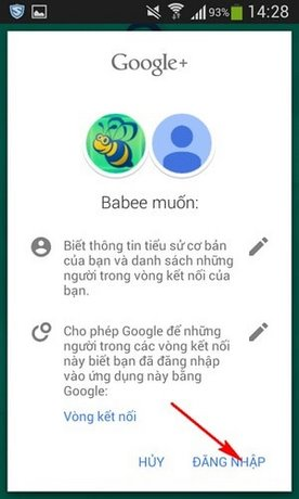 ung dung quan ly tiem chung cho iPhone