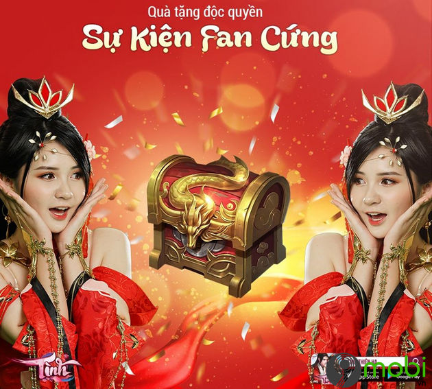 giftcode game tinh thien ha