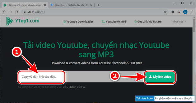download video youtube bang ytop1