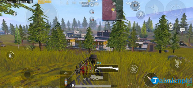 top 5 diem loot ban do livik pubg mobile 2