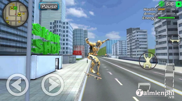 top game giong gta 5 cho smartphone android