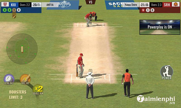 top game cricket hay nhat cho android