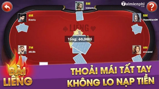 top game danh bai ba cay 2
