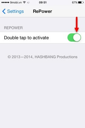 tai tweak repower iphone
