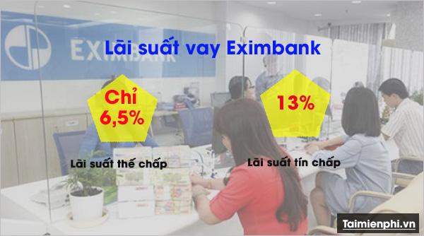 vay von ngan hang eximbank can giay to gi de kinh doanh mua nha 2