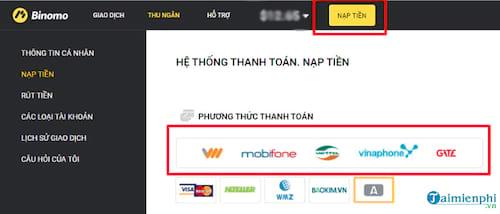 cach nap tien binomo bang the dien thoai 2