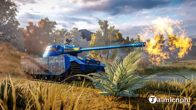 world of tanks hop tac voi thuong hieu do choi hot wheels de ra mat season moi 2