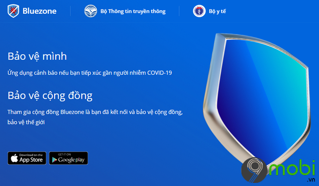 cach su dung ung dung bluezone