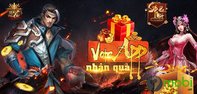 giftcode game minh trieu cam y ve