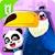 download Baby Pandas Bird Kingdom Cho Android