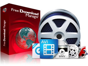 Xem video voi Free Download Manager