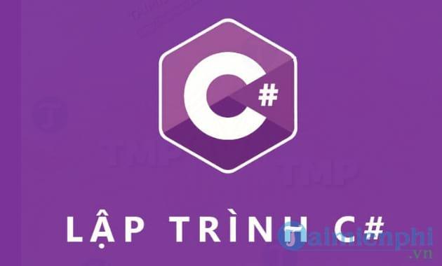 Lập trình C #
