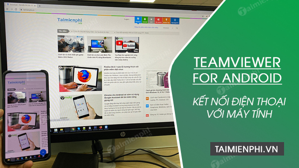 download teamviewer cho android