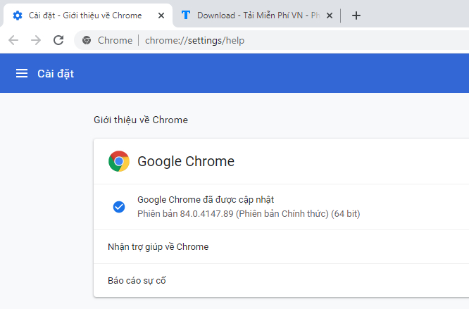 download google chrome 84.0.4147.89