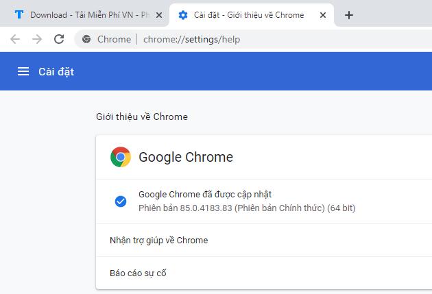 download google chrome 85.0.4183.83