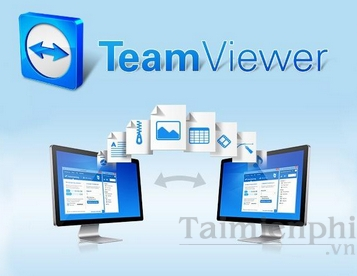 ket noi may tinh tu xa bang teamviewer