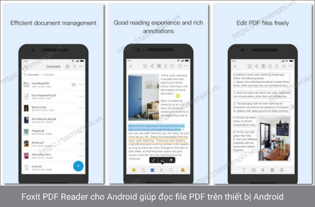 foxit reader android