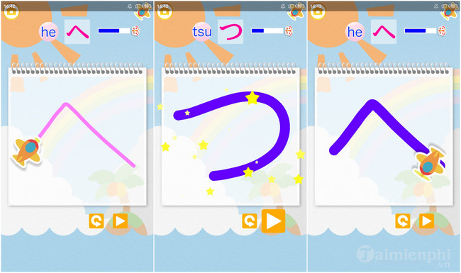 trace and learn japanese hiragana katakana